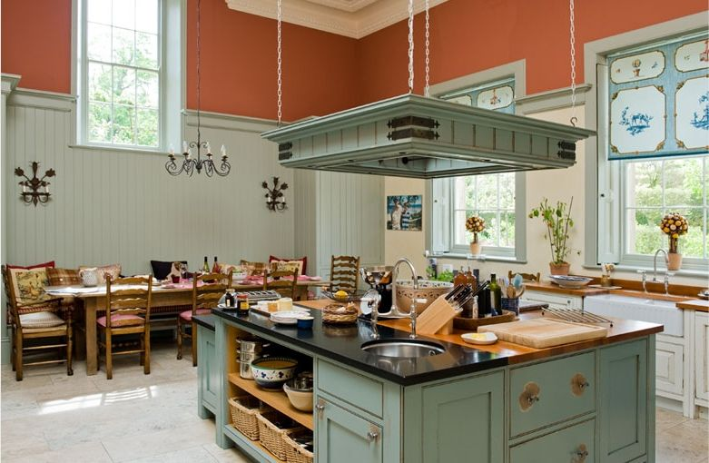 Georgian Kitchen Design Flickr