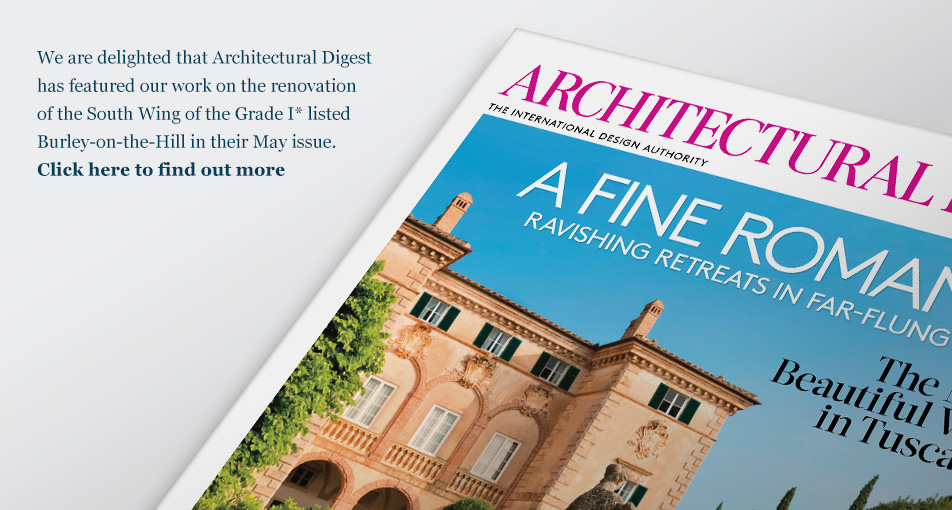 Architectural Digest - May 2014